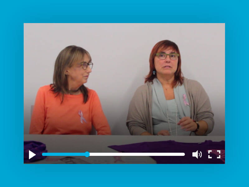 Caminata cáncer mama Oncològic Mataró