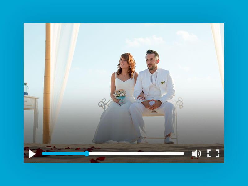 Grabación vídeo boda Btakora