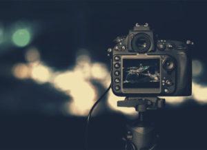 Producción Cortometraje Screen Off