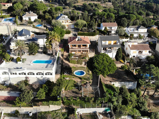 Fotógrafo drone casas