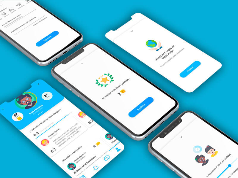 Diseño de apps en Mataró