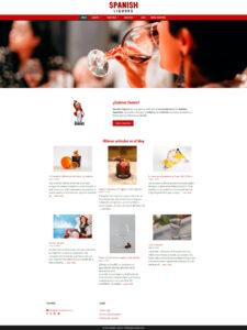 Web Spanish Liquors